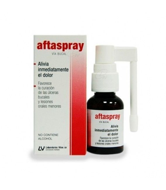 Aftaspray 20 Ml.