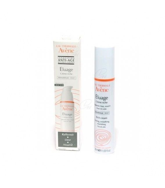 Eluage Crema Avene 30 Ml.