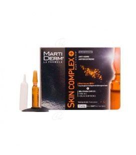Martiderm Skin Complex+ 2 Ml 10 Ampollas