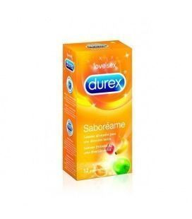 Durex Easy On Tuttifruit