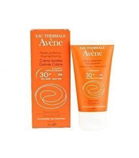Avene Crema Color Oil Free Spf-30 Alta Protec 50
