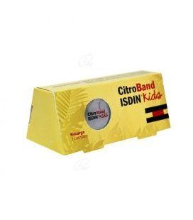 CITROBAND ISDIN KIDS + UV TESTER C/ 2 RECARGAS