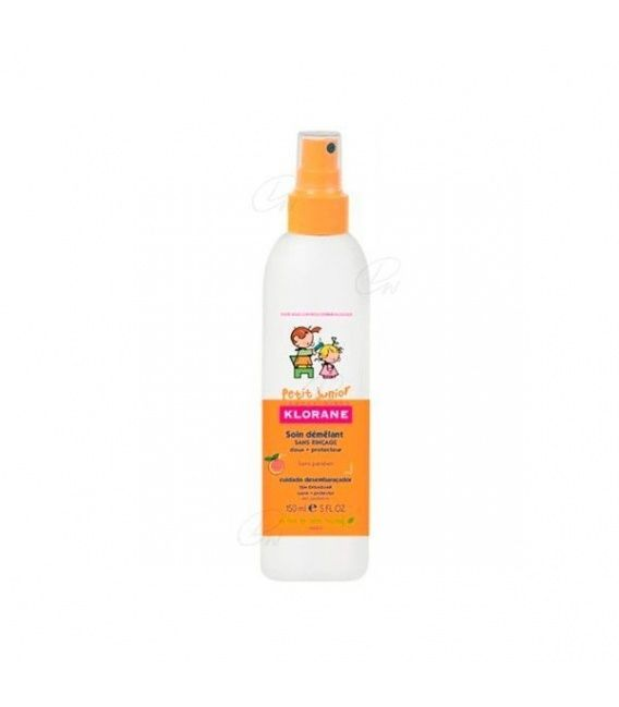 Petit Junior Spray Desenredante Klorane 125 Ml