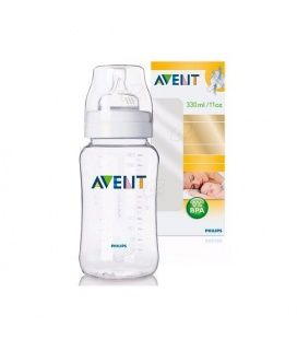 AVENT BIBERON PP NATURAL 330 ML