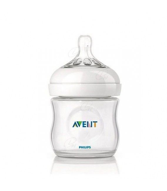 AVENT BIBERON PP NATURAL 125 ML