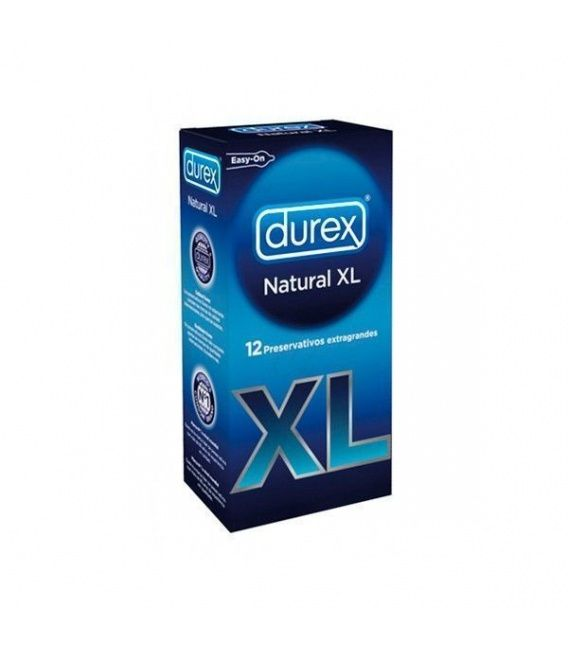 DUREX  XXL PRESERVATIVOS 12 U