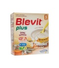 BLEVIT PLUS DUPLO 8 CEREALES BIZCOCHO Y NARANJA  600 G