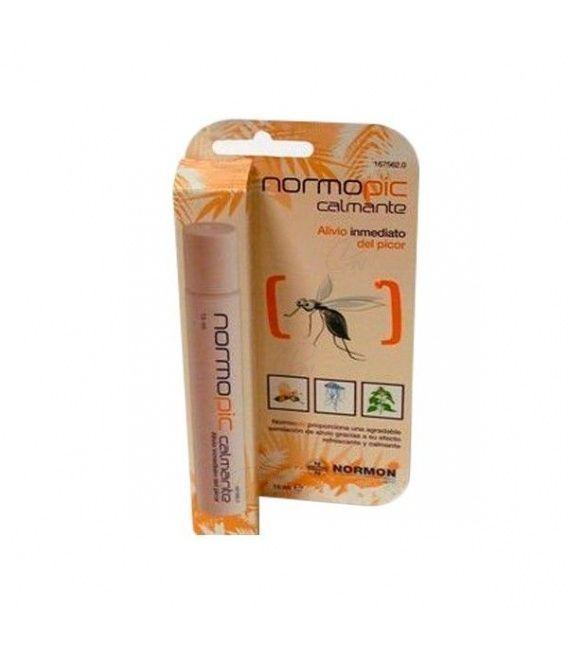 Normopic Calmante Repelente De Mosquitos Roll -