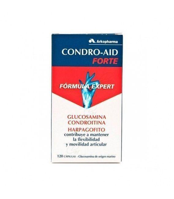 CONDRO-AID FORTE ARKO 120CAPS