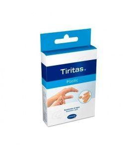 TIRITAS PLASTIC SURTIDO 20 UNID