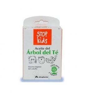 STOP KIDS ACEITE DE ARBOL DEL TE