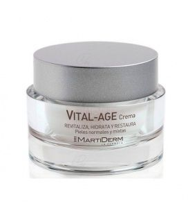 Martiderm Vital Age Crema Piel Normal Y Mixta 50 Ml