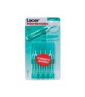 Cepillo Interdental Lacer Extrafino Recto 10 U