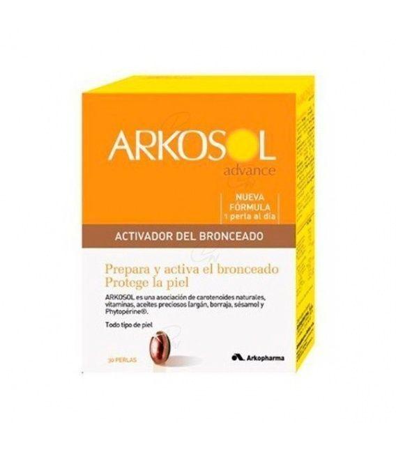 Arkosol Advance 1 Al Dia 30 Perlas