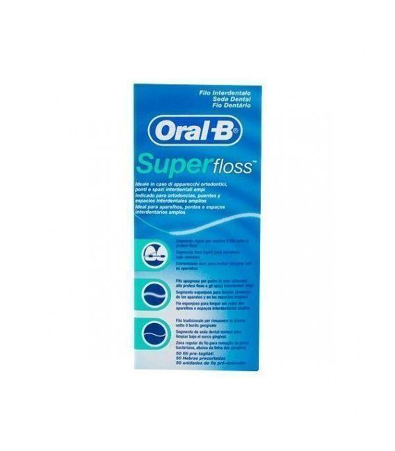 Seda Dental Oral Bsuperfloss (50 M)