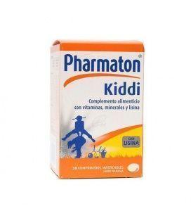 Pharmaton Kiddi 30 Comp Masticables