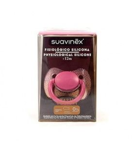 Chupete Silicona Suavinex Premium Fisiolo +12m
