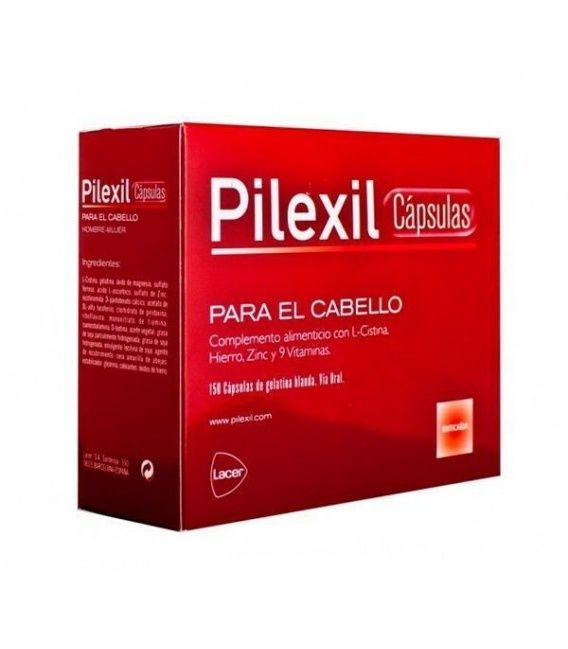 PILEXIL COMPLEMENTO NUTRICIONAL PARA CABELLO 150