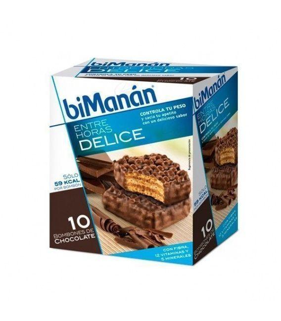 Biomanan Bombon Chocolate Entre Horas