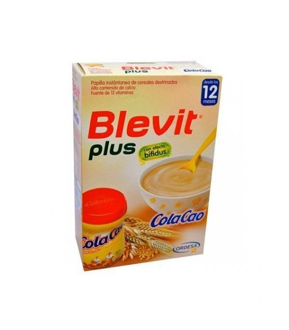Papillas - Blevit Plus Cola Cao 700 Gr