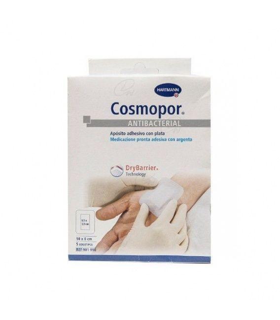 Cosmopor Antibacterial Aposito Esteril 10 X 8 C