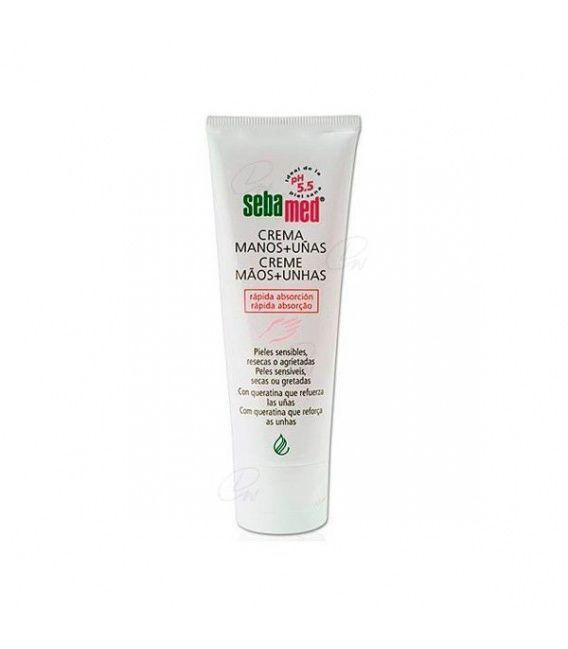 Sebamed Manos Y Uñas Crema 75 Ml