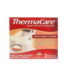 Thermacare Cuello Hombros Y Muñecas Parches Term