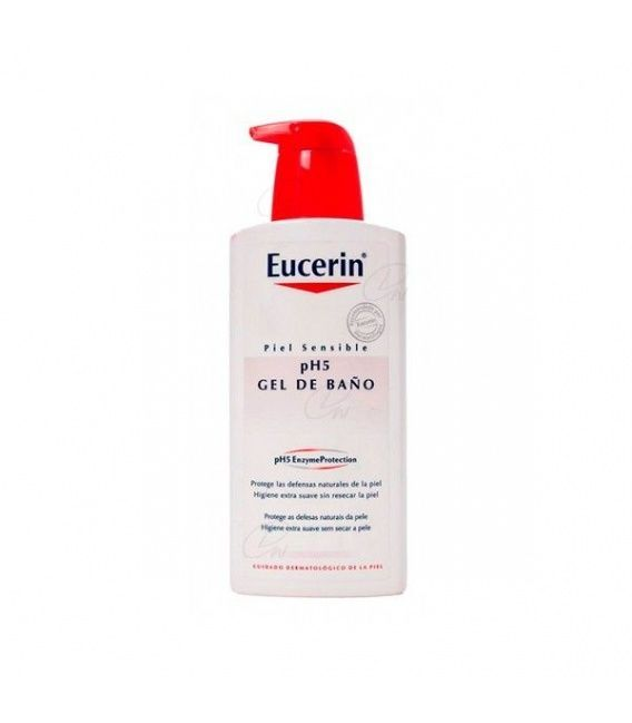 EUCERIN 200 ML GEL BAÑO
