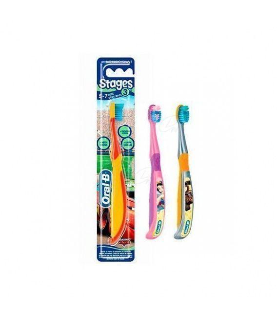 Cepillo Oral B Stages 3 (5 - 7 Años)
