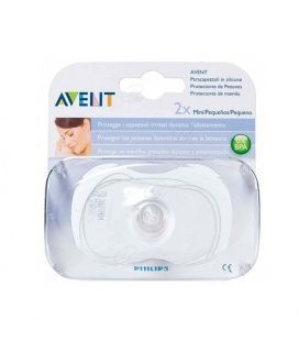 Protector De Pezon Avent Philips Mini 2 U