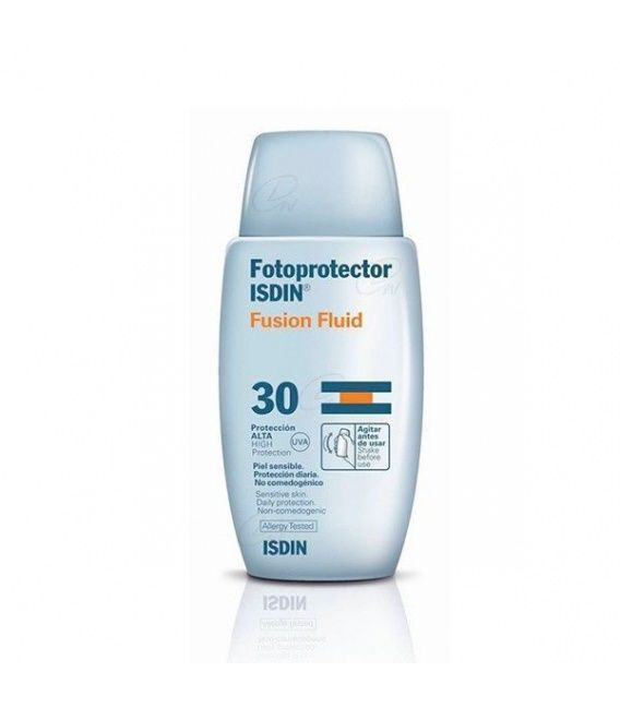 Fotoprotector Isdin Spf-30 Fusion Fluid 50 Ml
