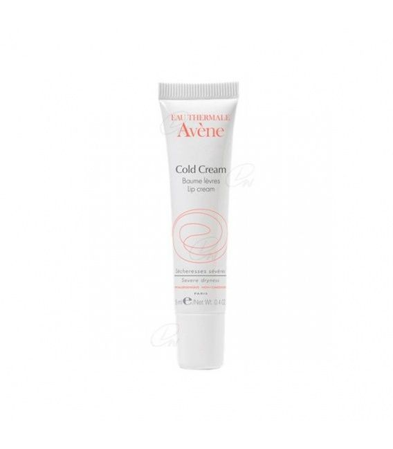 Avene Balsamo Labial Al Cold Cream 15 Ml