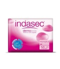 Compresa Perdidas Leves Indasec Microplus 70 Ml