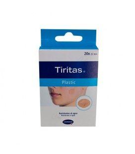 Tiritas Plastic Aposito Adhesivo Redondas 22 Mm