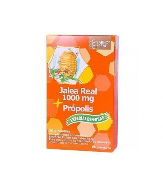 Arkoreal Jalea Real + Propolis 2o Amp 15 Ml