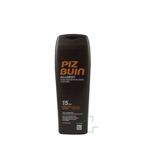 PIZ BUIN ALLERGY FPS15 LOCION PROTECTORA