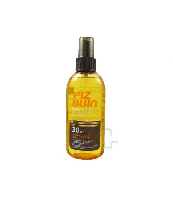 PIZ BUIN WET SKIN FPS30+ ACEITE SPRAY 150ML