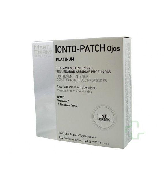 MARTIDERM IONTO-PATCH OJOS + 2 PARCHES