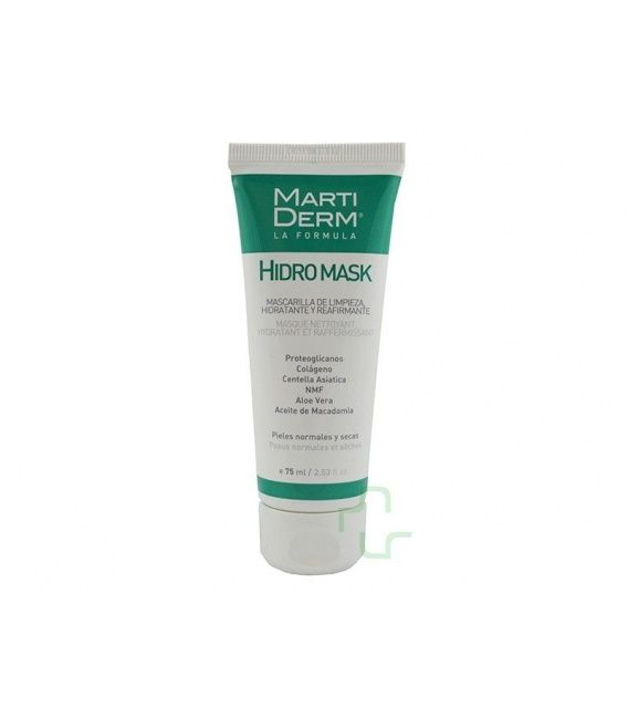 Martiderm Hidro Mask 75 Ml Piel Normal/seca
