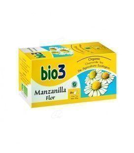 BIO3 MANZANILLA FLOR 1.5 G 25 FILTROS