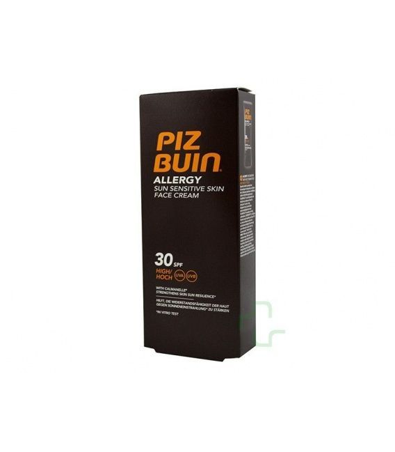 PIZ BUIN ALLERGY FPS30 ALTA PROTECCION CREMA