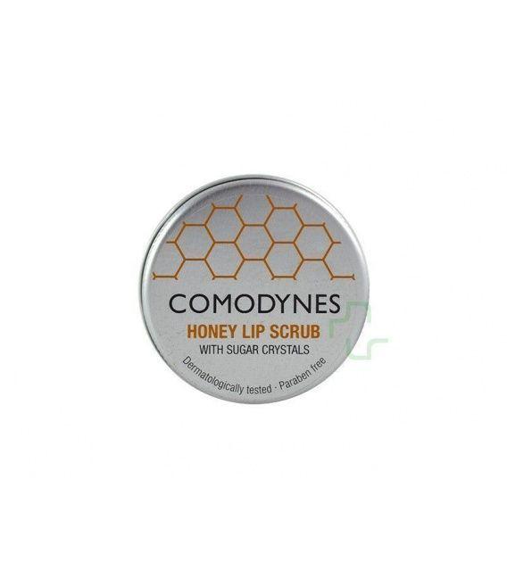 COMODYNES LIP SCRUB HONEY 12G