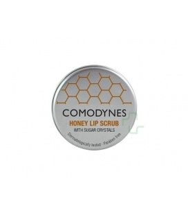 COMODYNES LIP SCRUB HONEY 12G