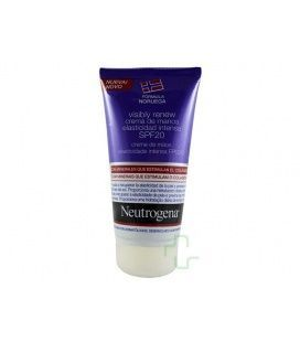 Neutrogena Visibly Renew Spf 20 Crema De Manos E
