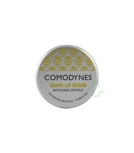 COMODYNES LIP SCRUB GRAPE 12 G