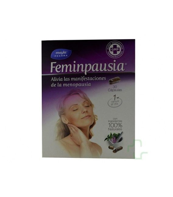 FEMINPAUSIA 30 CAPSULAS