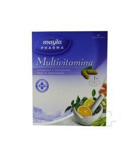 Multivitamina 30 Comp
