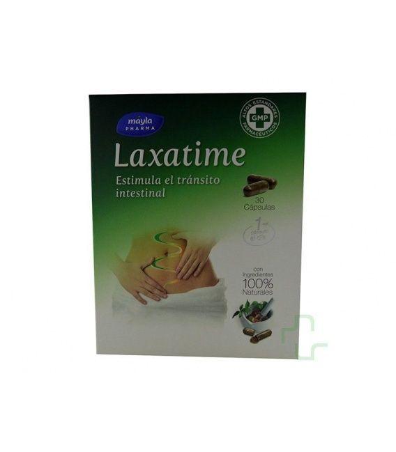 LAXATIME 30 CAPSULAS