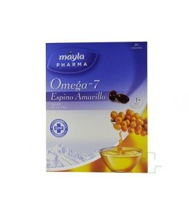 Omega- 7 Espino Amarillo 30 Caps
