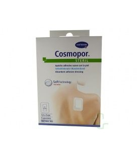 COSMOPOR STERIL APOSITO 7.2 X 5CM